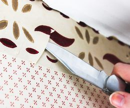 How To Take Wallpaper Border Off