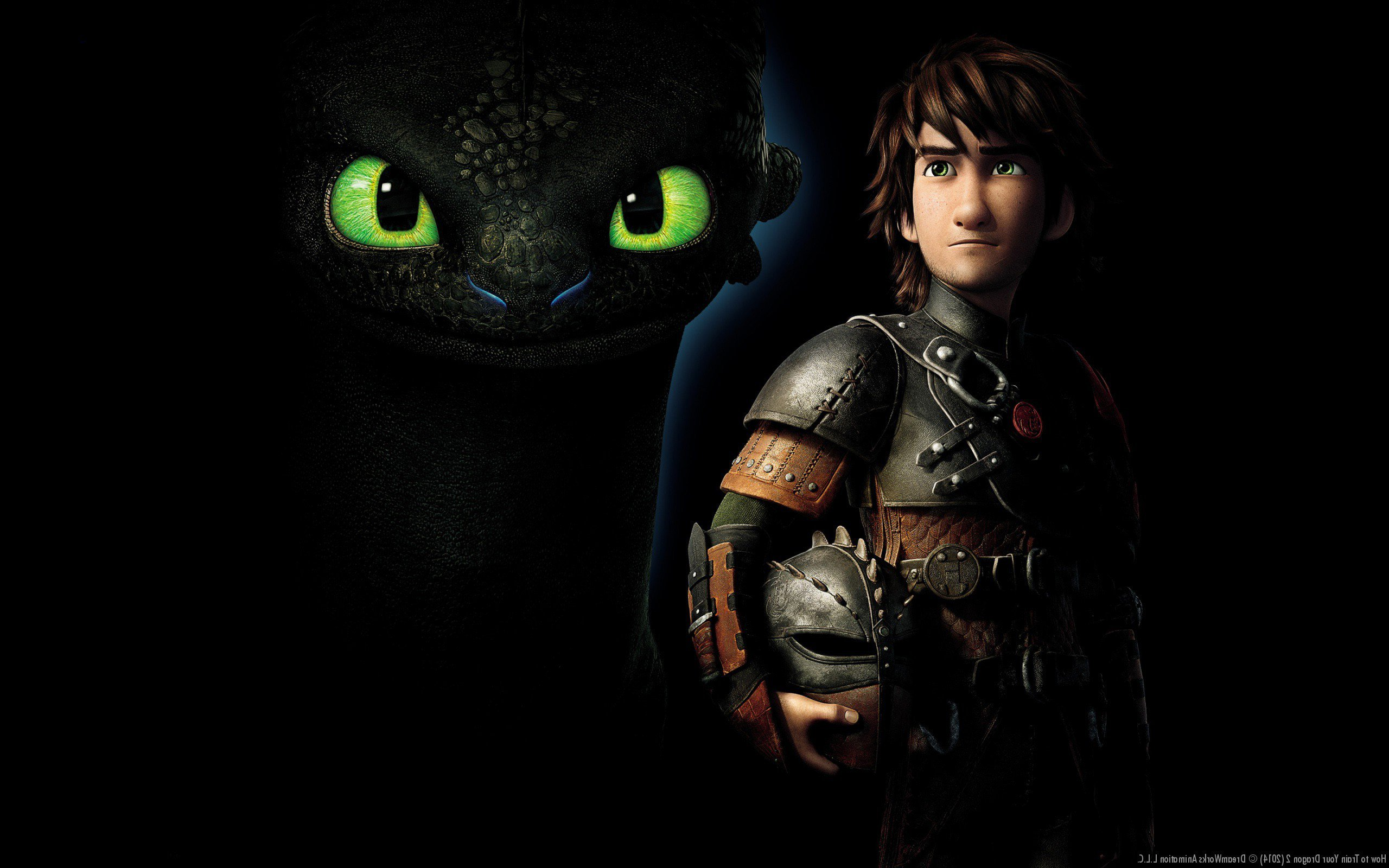 How To Train Your Dragon HD Wallpaper