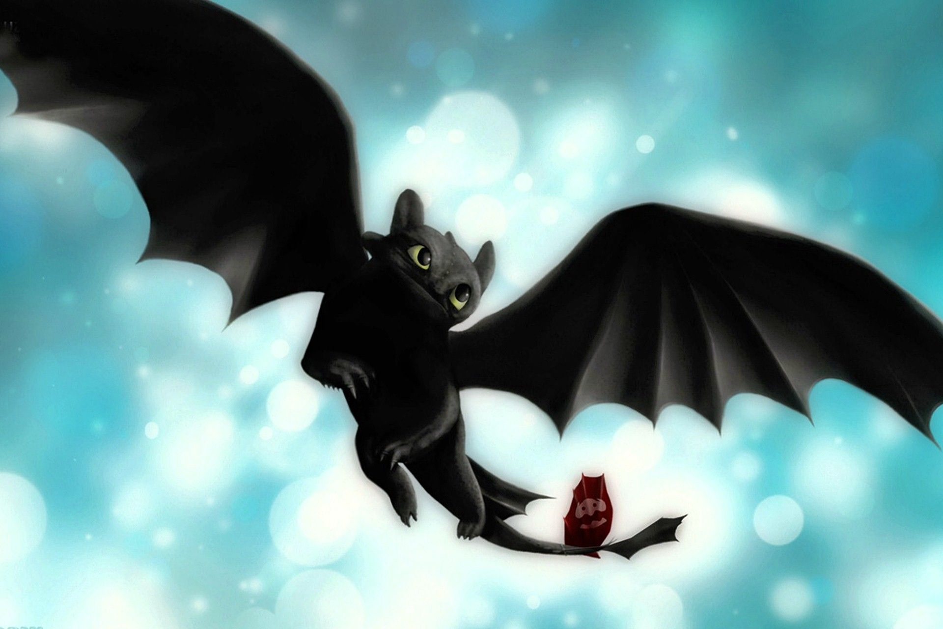 Download how to train your dragon toothless wallpaper gallery - Toothless wallpaper ...