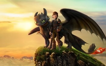 How To Train Your Dragon Wallpaper HD