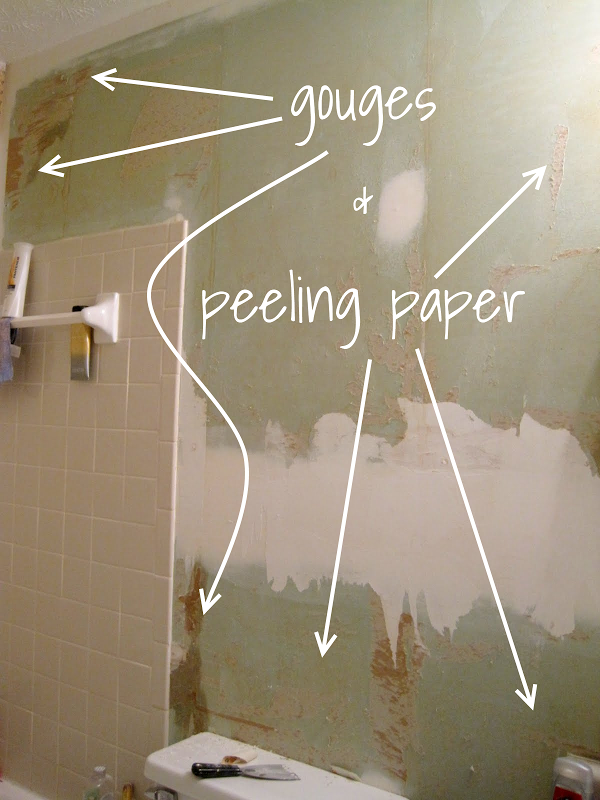 How To Wash Walls After Removing Wallpaper