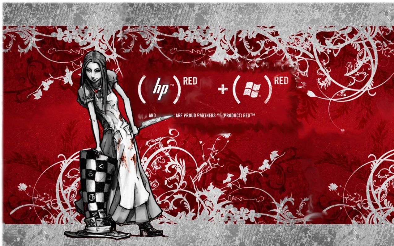 Download Hp Red Wallpaper Gallery