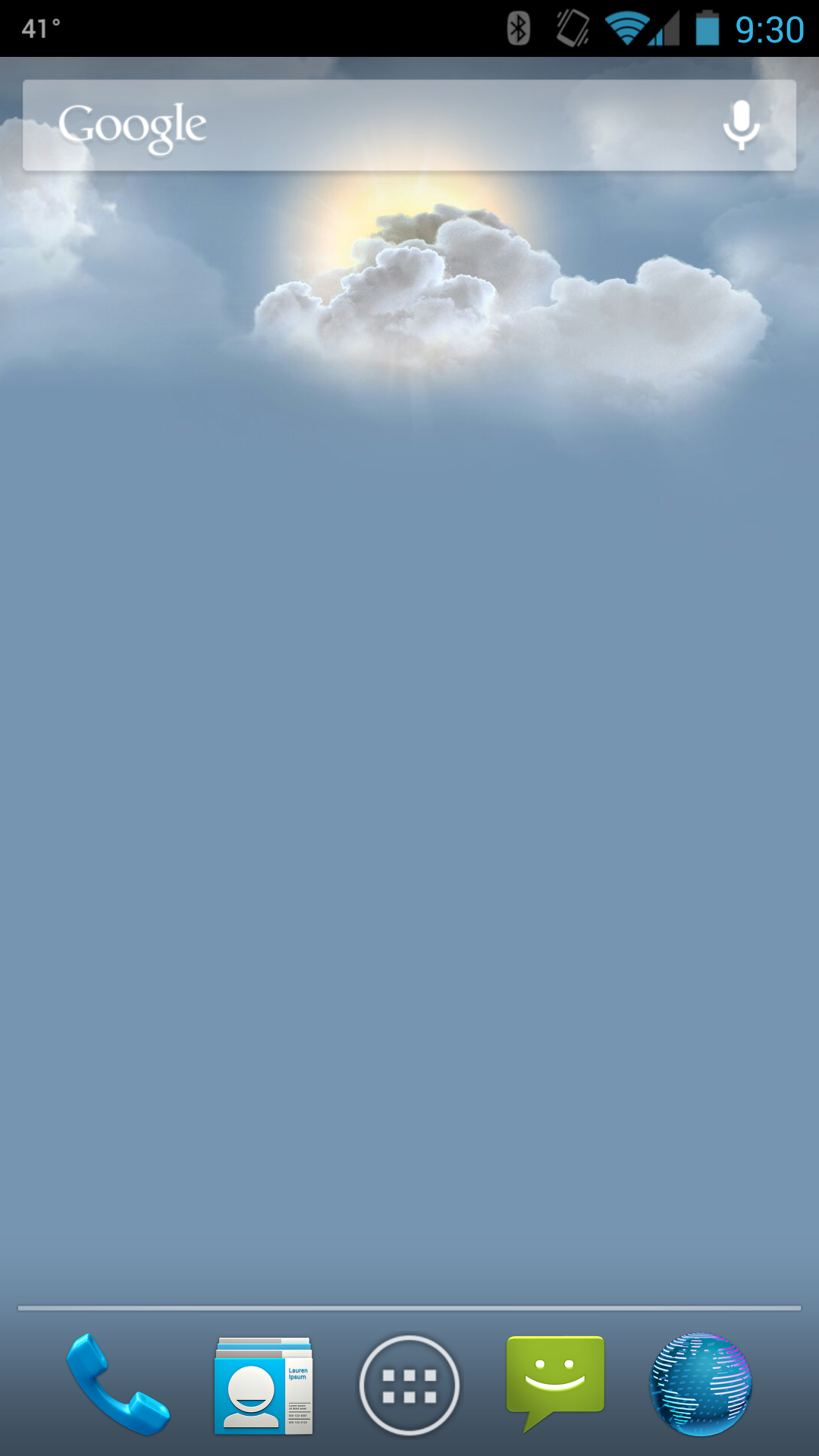 Htc Live Wallpaper Weather