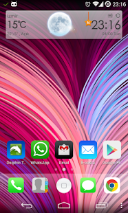 Htc M8 Live Wallpaper