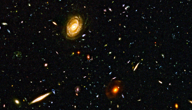 Download Hubble Deep Field High Resolution Wallpaper Gallery