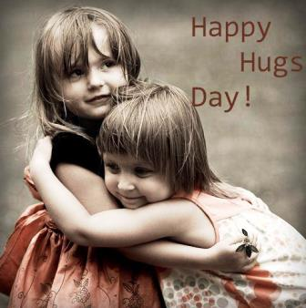 Hug Day Wallpaper HD