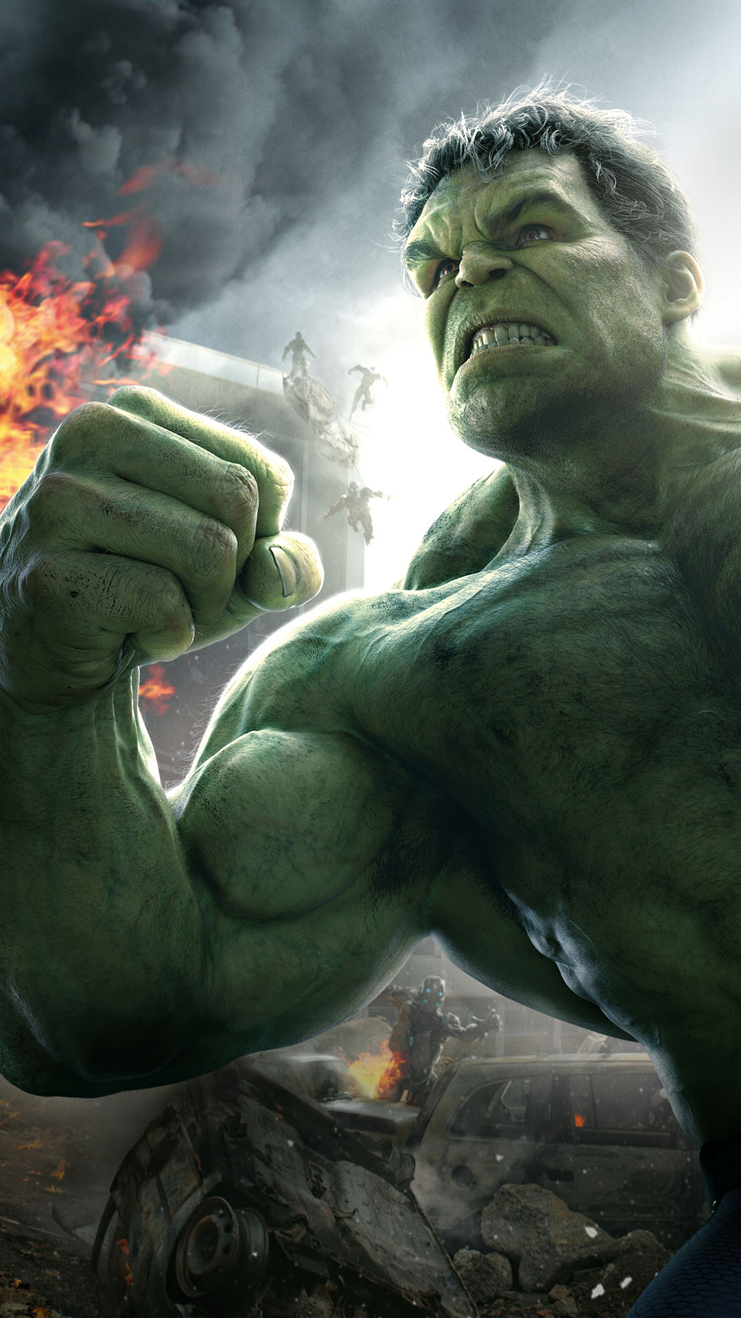 Hulk Mobile Wallpaper