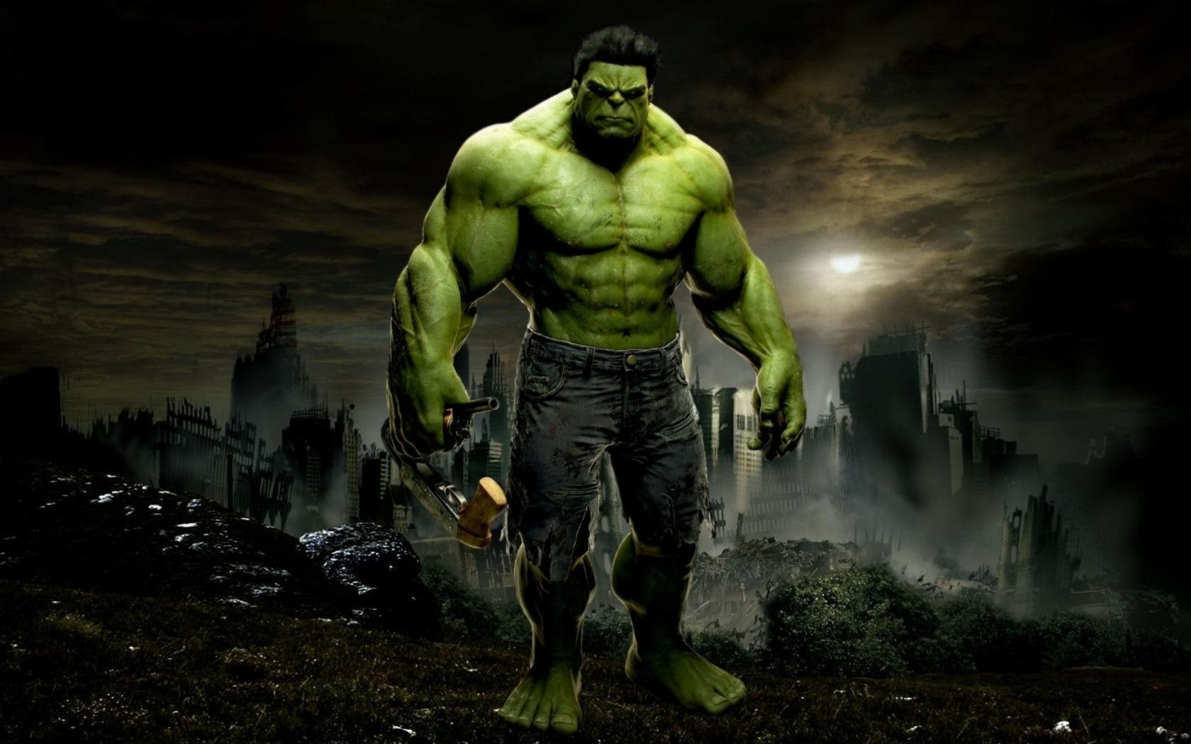 Hulk Wallpaper Full HD
