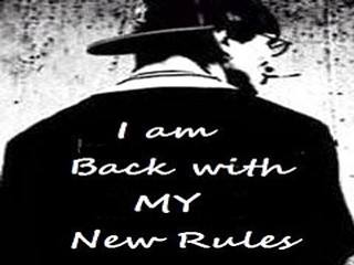 I Am Back With My New Rules Wallpapers