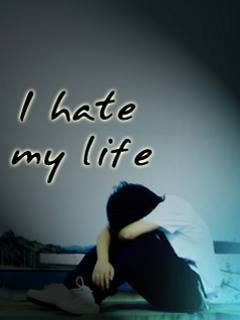 I Hate My Life Wallpaper HD