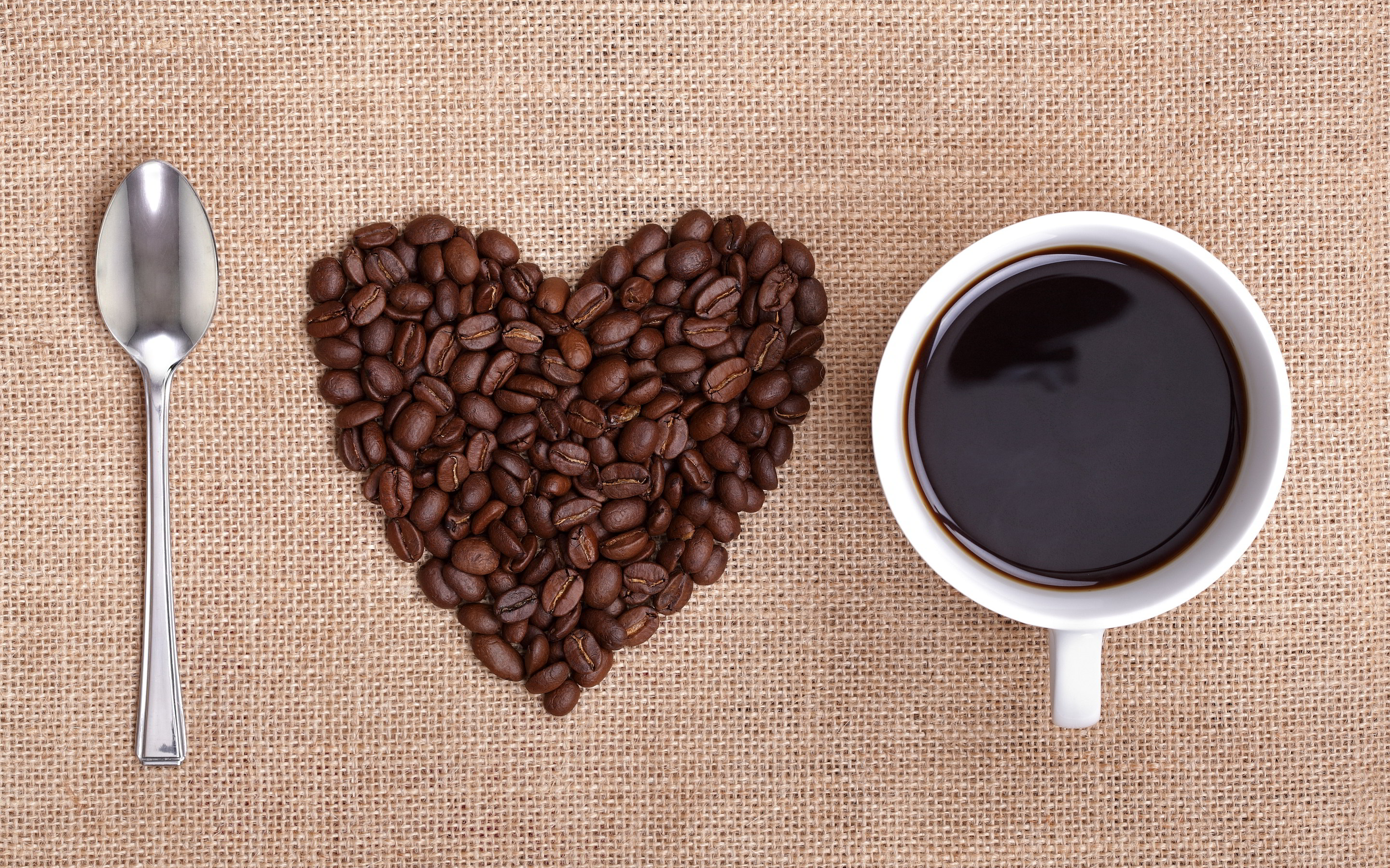 I Love Coffee Wallpaper