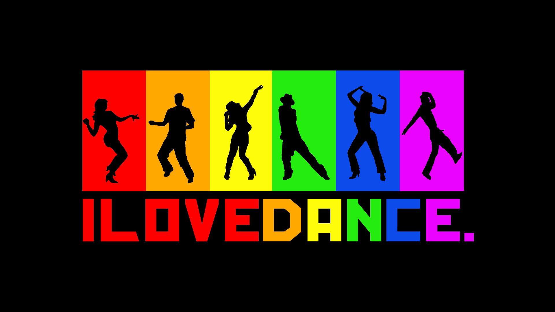 I Love Dance Wallpapers