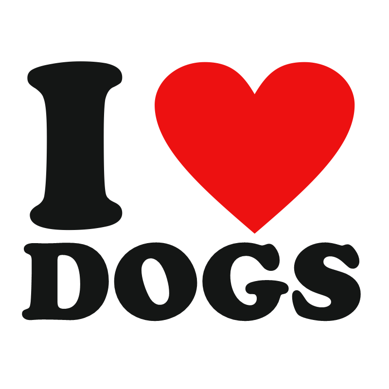 Download I Love Dogs Wallpaper Gallery