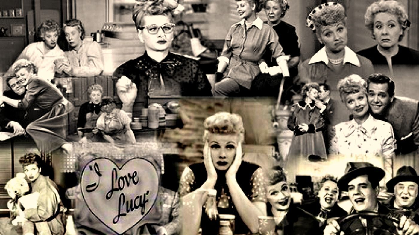 I Love Lucy Desktop Wallpaper