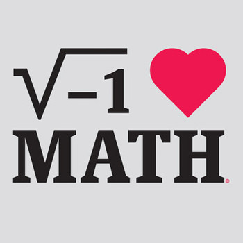 I Love Math Wallpaper