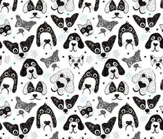 Dog Print Wallpaper download i love my dog wallpaper gallery