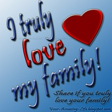 Download I Love My Family Wallpaper Gallery