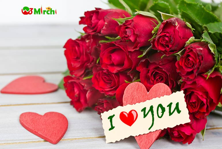 download i love u rose wallpaper gallery