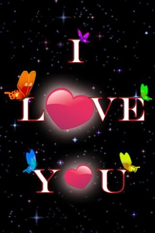 I Love You Live Wallpaper Download