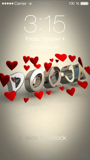 Download I Love You Pooja Name Wallpaper Gallery