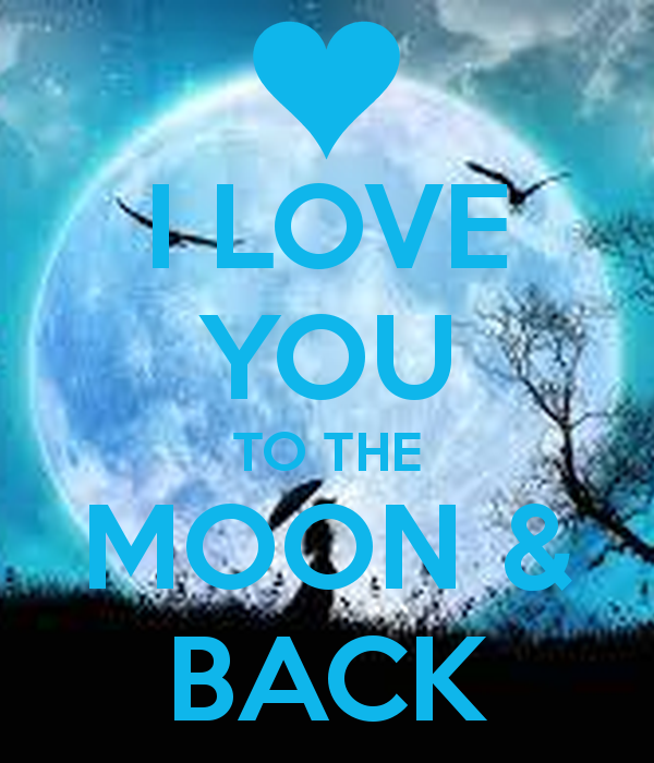 Download I Love You To The Moon And Back Wallpaper Gallery