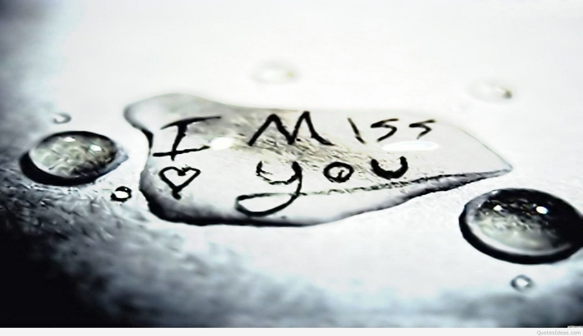 I Miss You Wallpaper Images