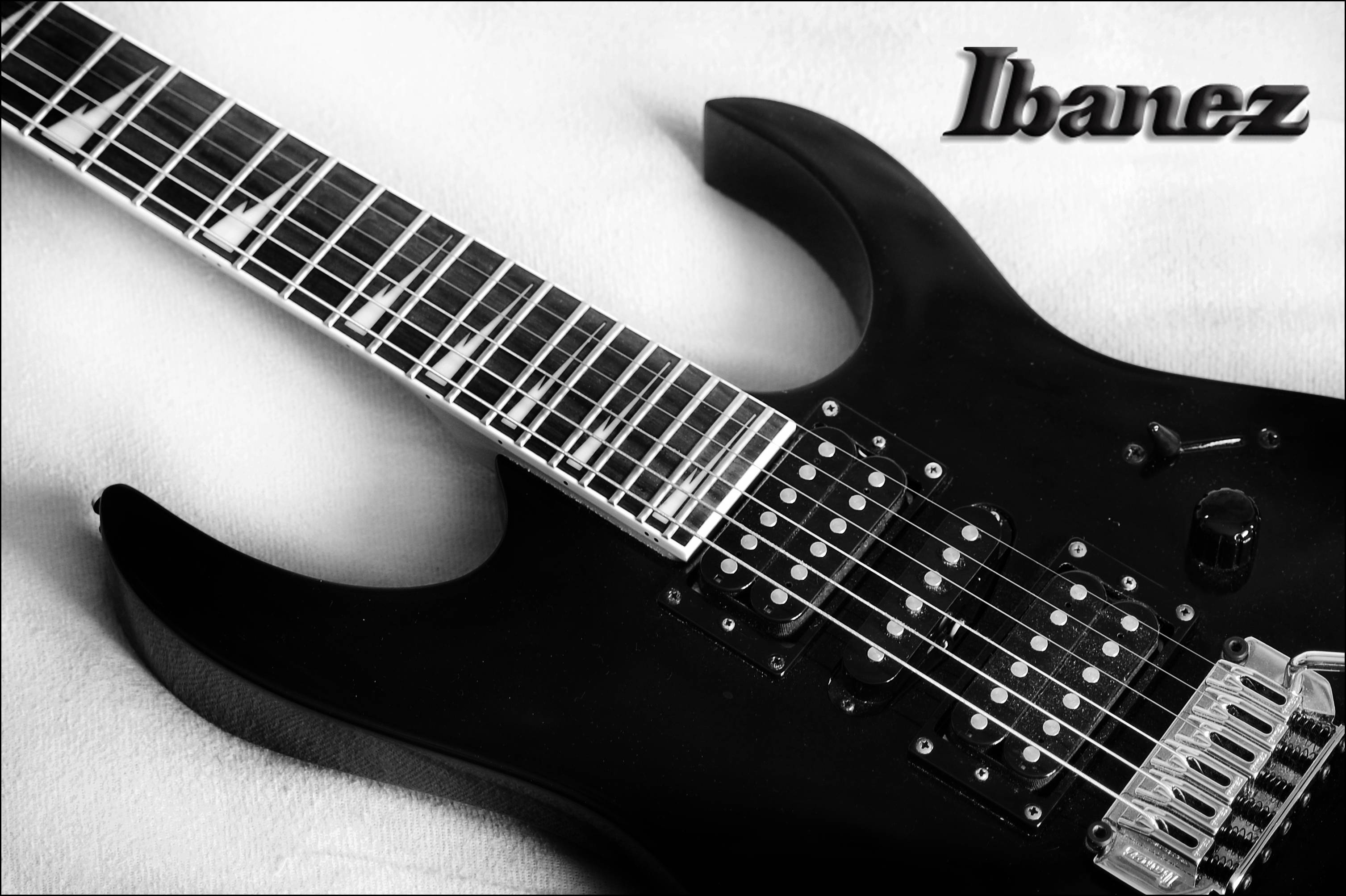 Ibanez Guitar Wallpaper