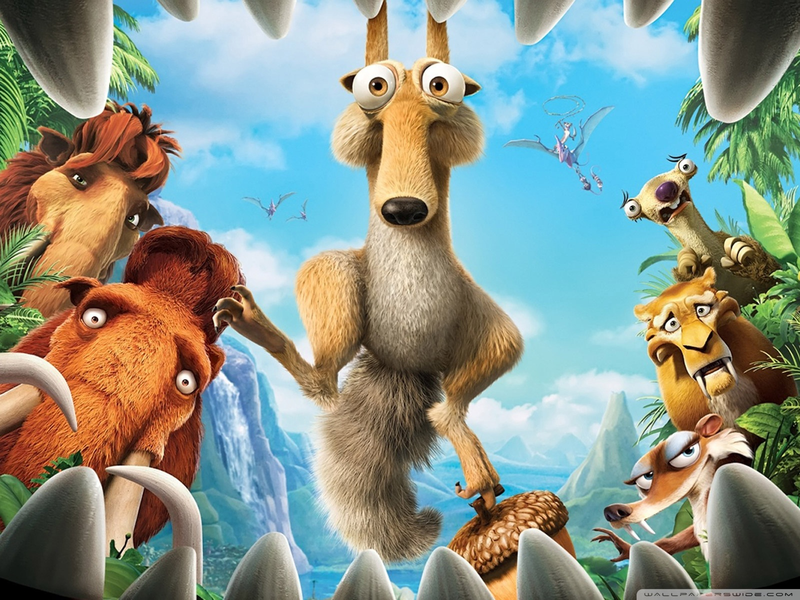 Ice Age 4 HD Wallpapers