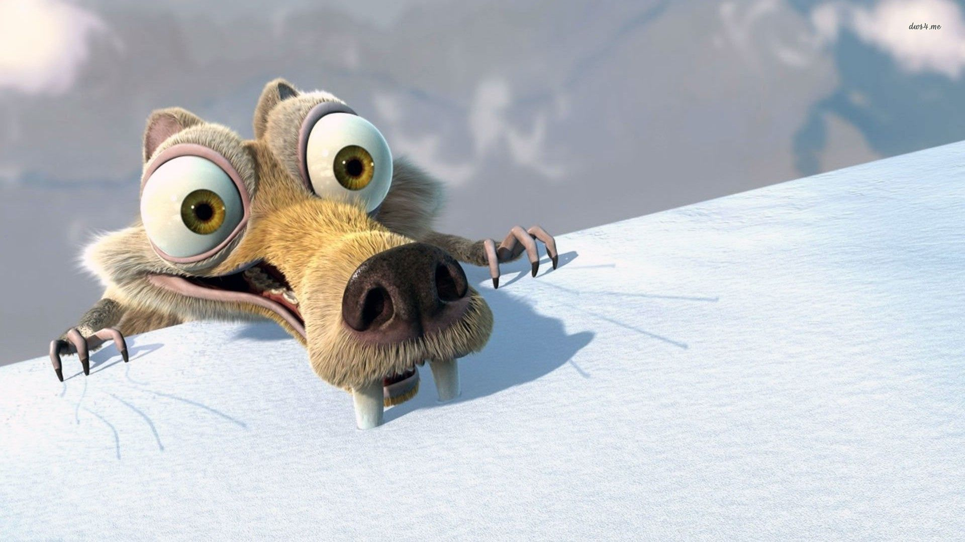 Ice Age Scrat Wallpaper