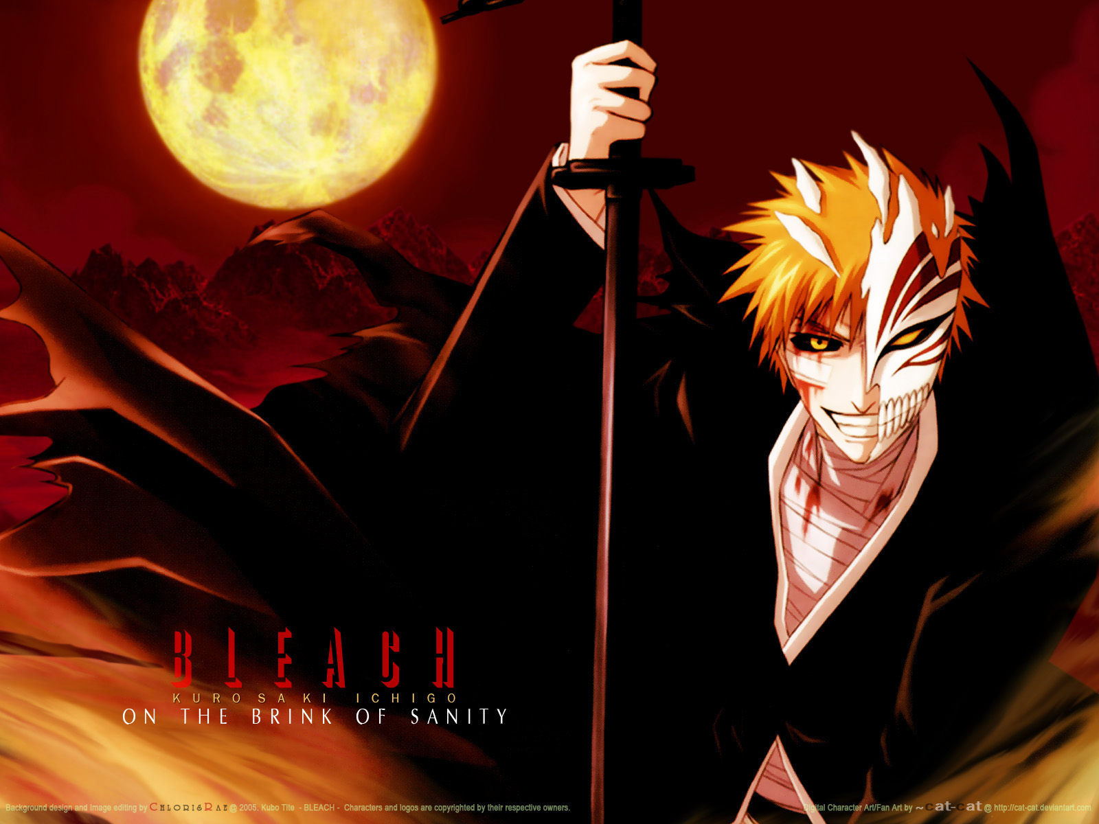 Ichigo Wallpaper Free Download