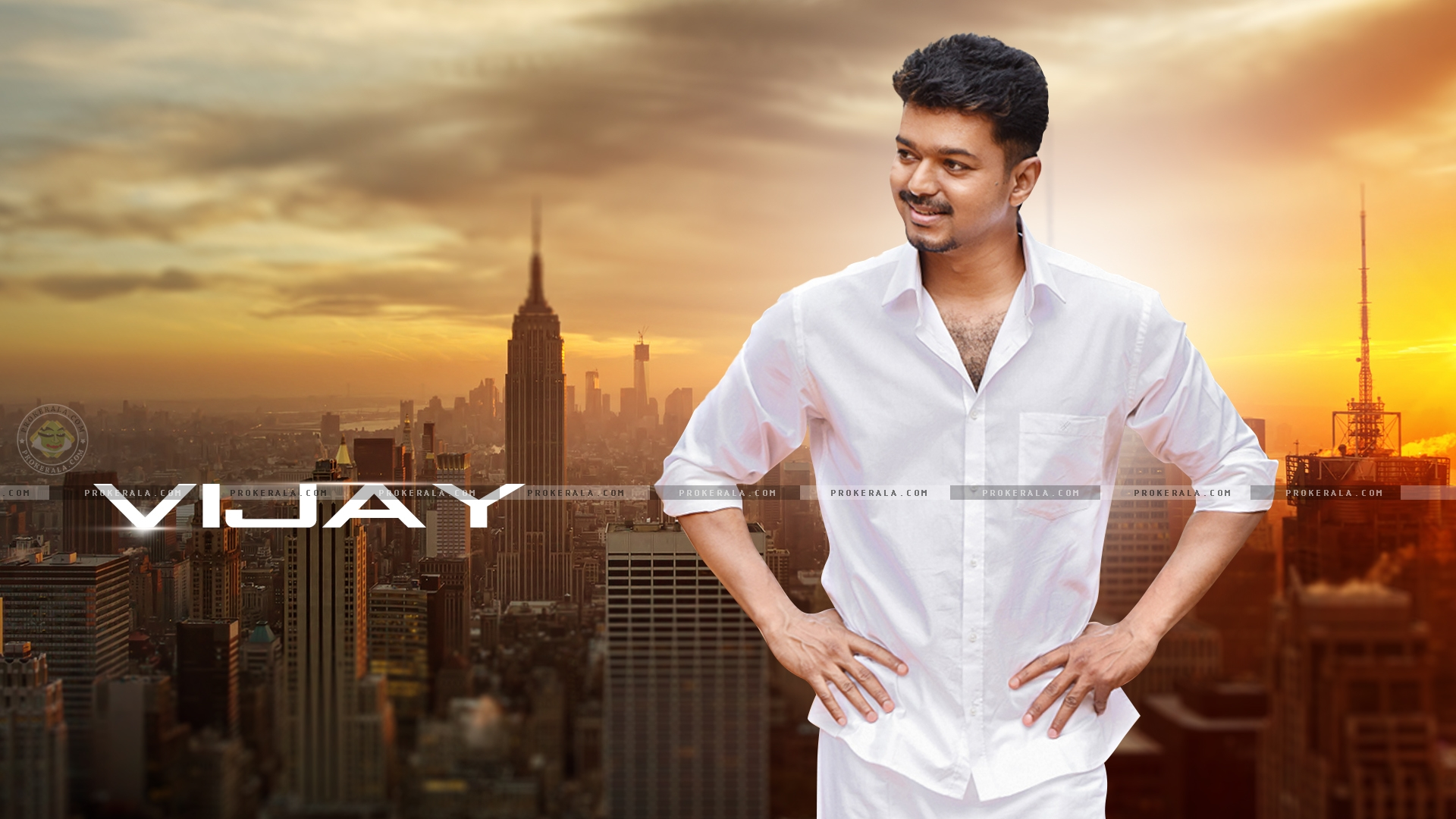 Ilayathalapathy Vijay Wallpapers Free Download