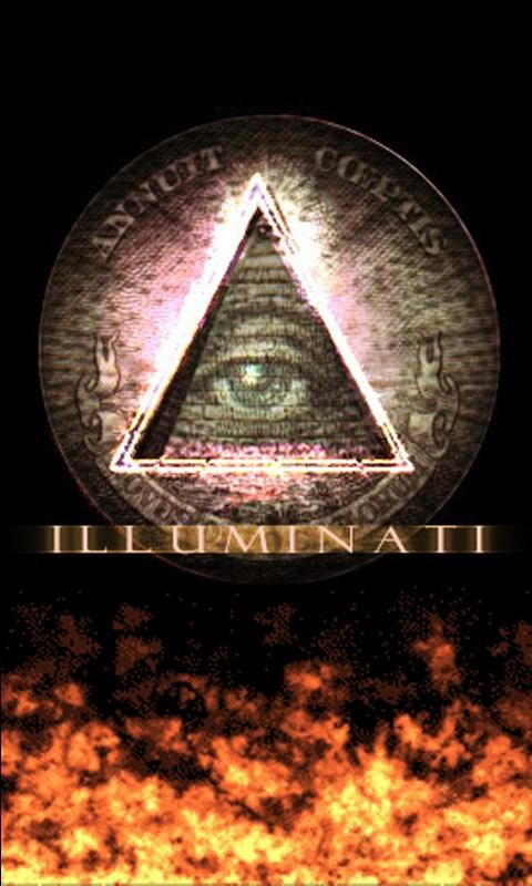 Illuminati Live Wallpaper