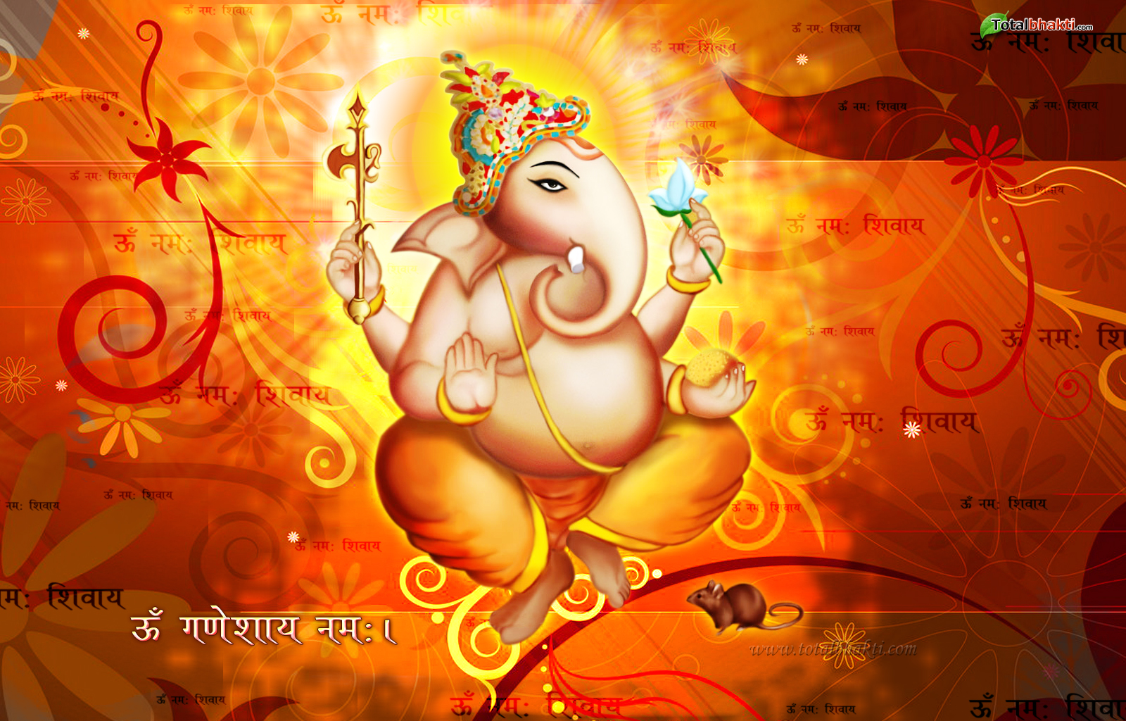 Images Of Lord Ganesh Wallpapers