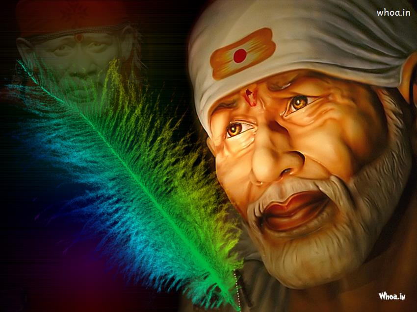 Images Of Sai Baba Wallpaper