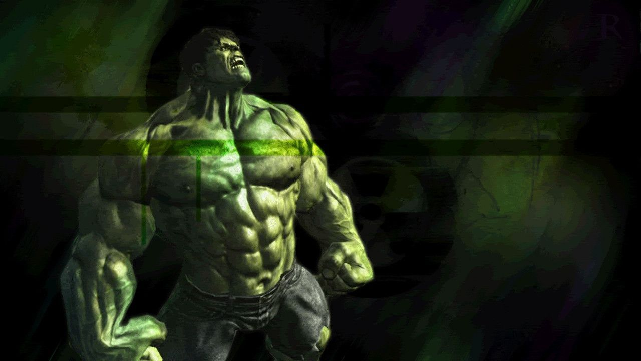 Incredible Hulk Wallpapers