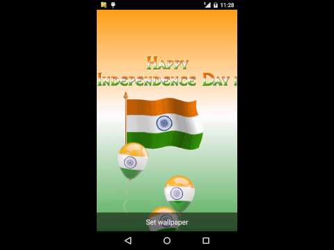 Independence Day Live Wallpaper