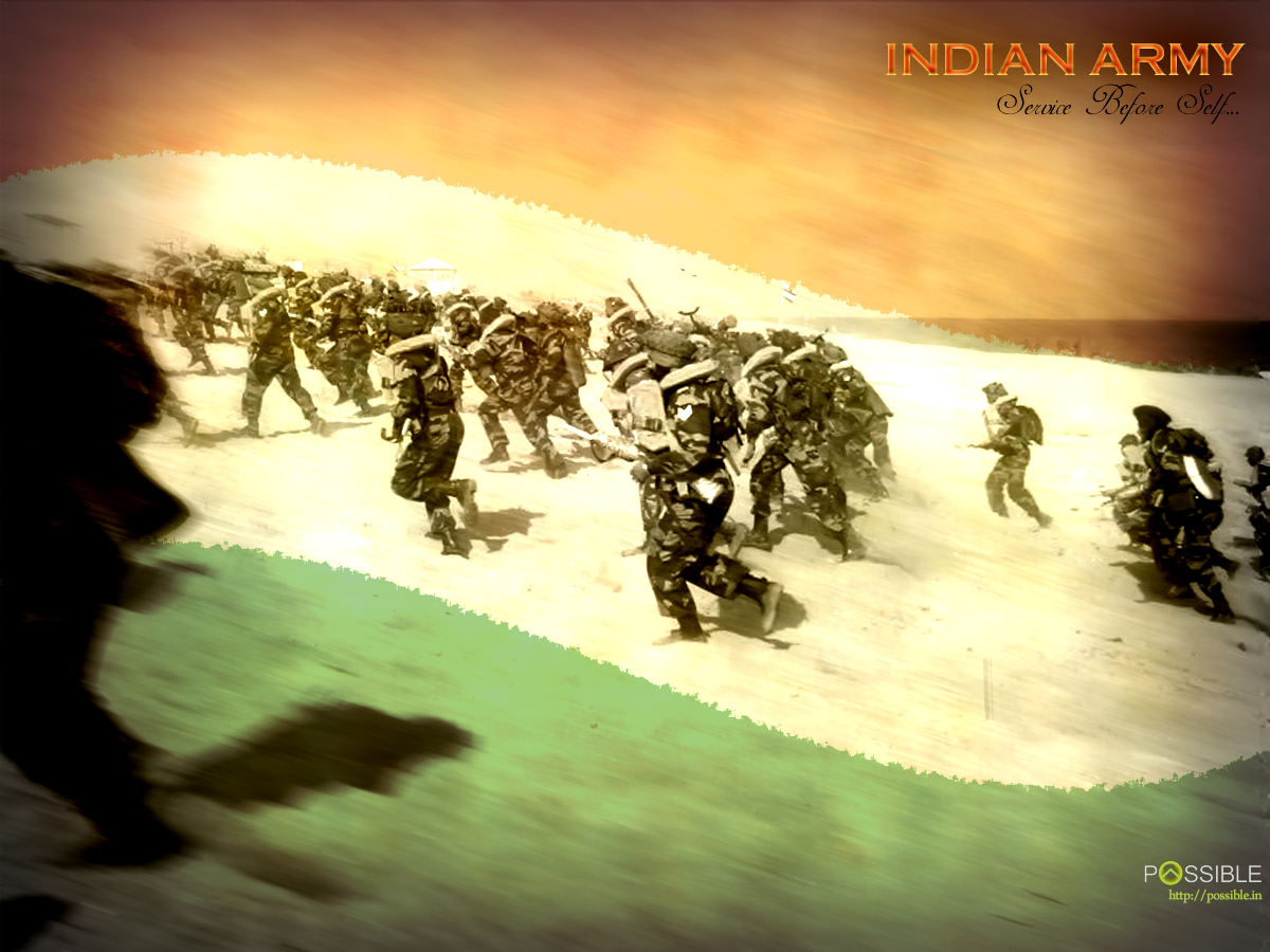 Indian Army Soldier Wallpaper