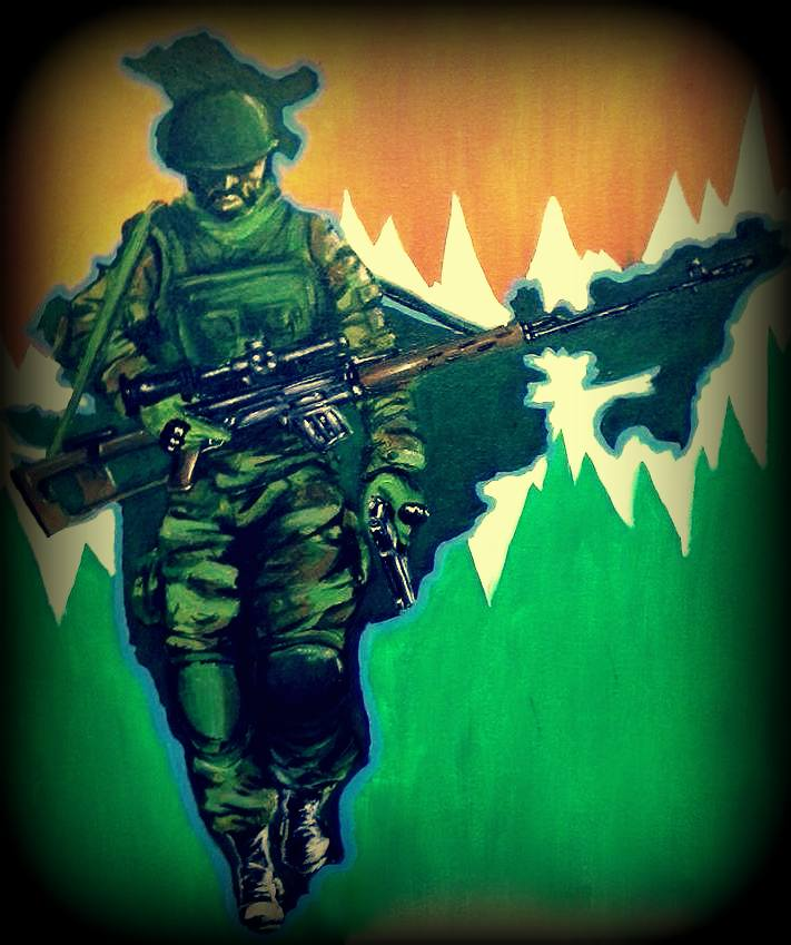 Download Indian Army Soldier Wallpaper Gallery