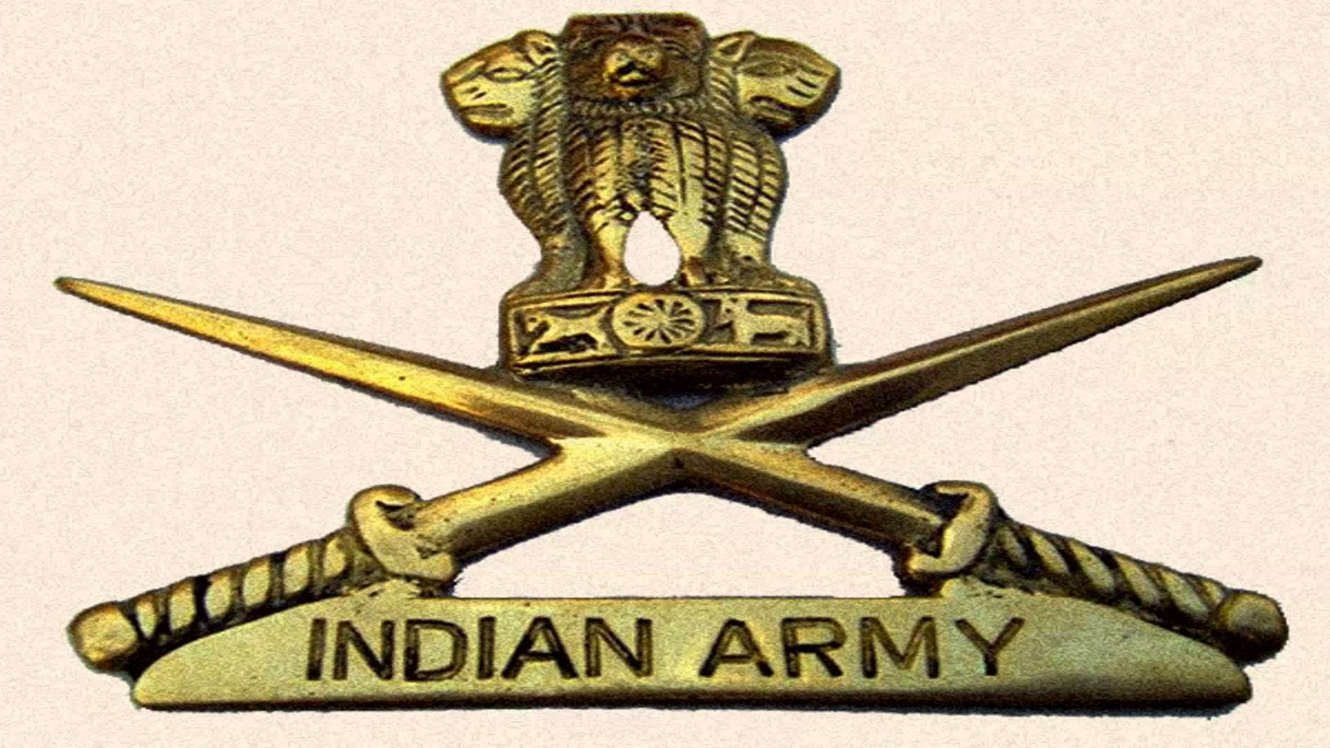 Indian Army Symbol Wallpaper