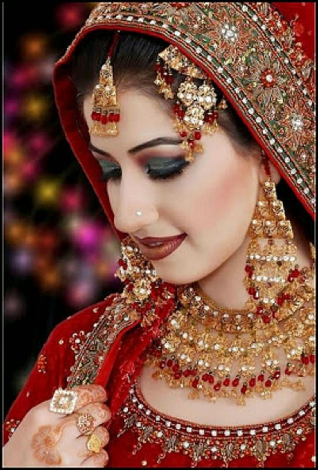Indian Bridal Makeup Wallpapers