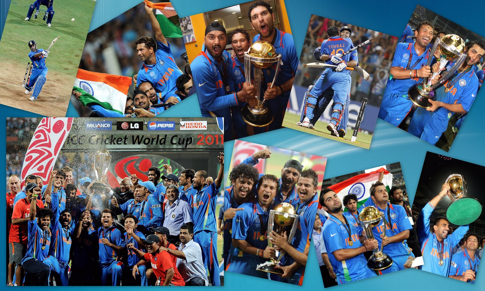 Download Indian Cricket Team Hd Wallpapers Gallery