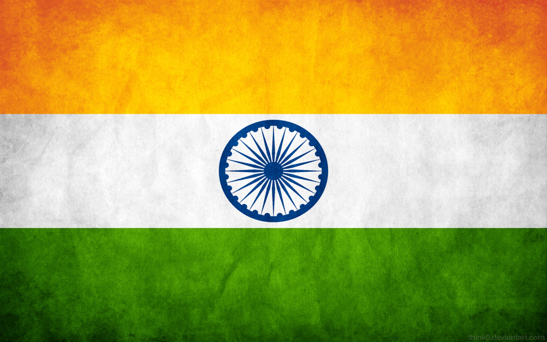 Indian Flag Desktop Wallpaper