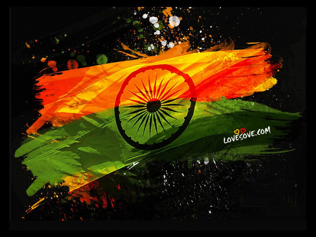 Indian Flag Full HD Wallpaper