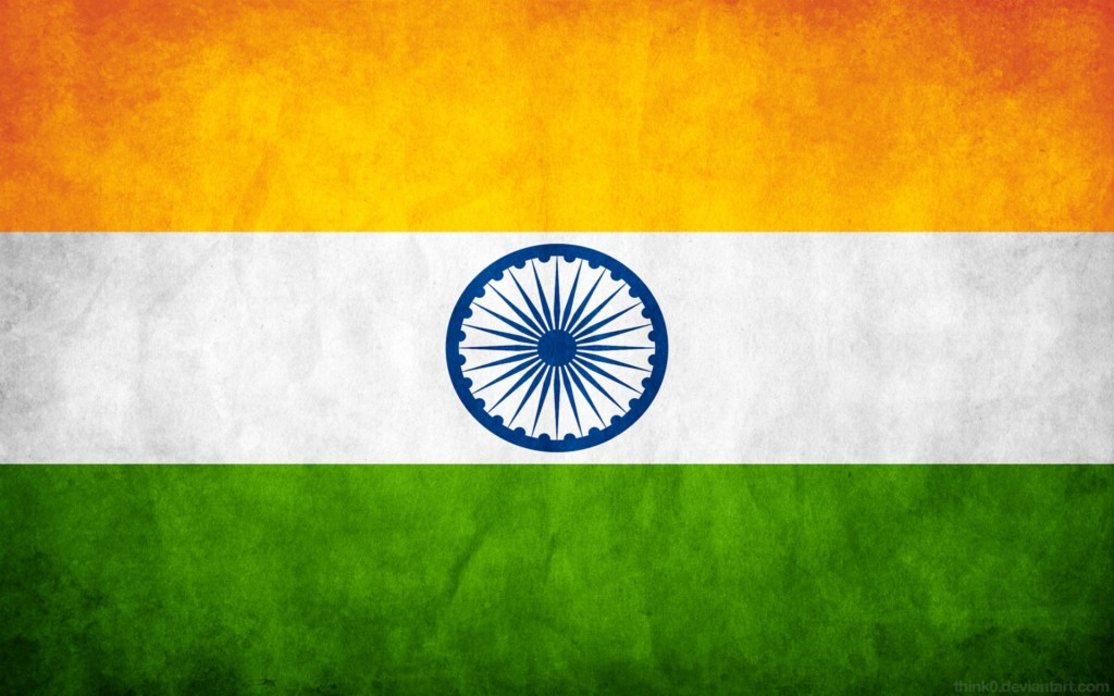 Indian Flage Wallpaper