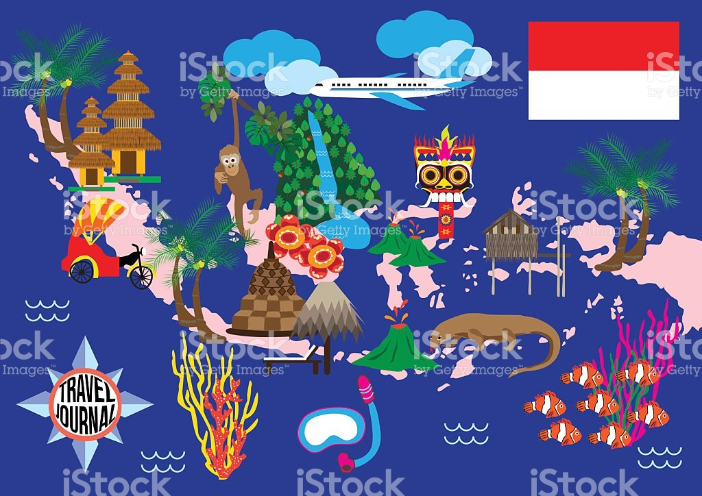 Download Indonesia Map Wallpaper Gallery