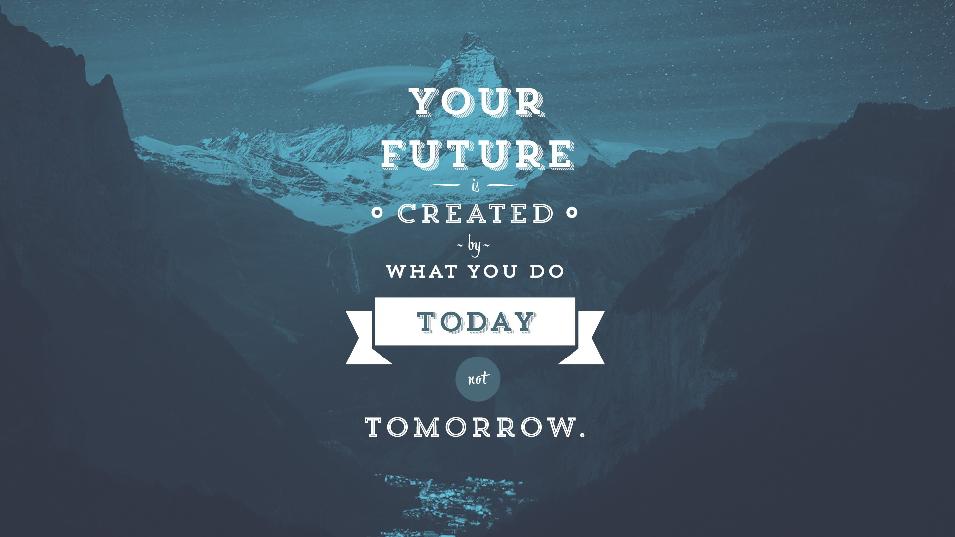Inspirational Quote Wallpaper