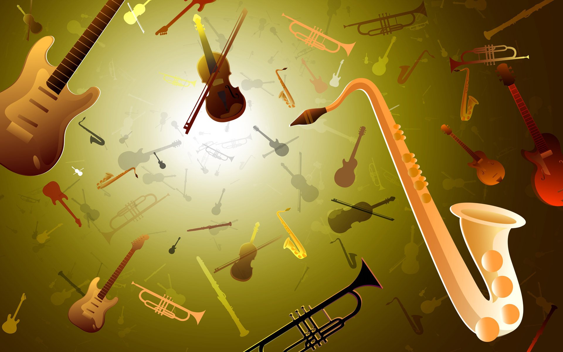 Instrument Wallpaper