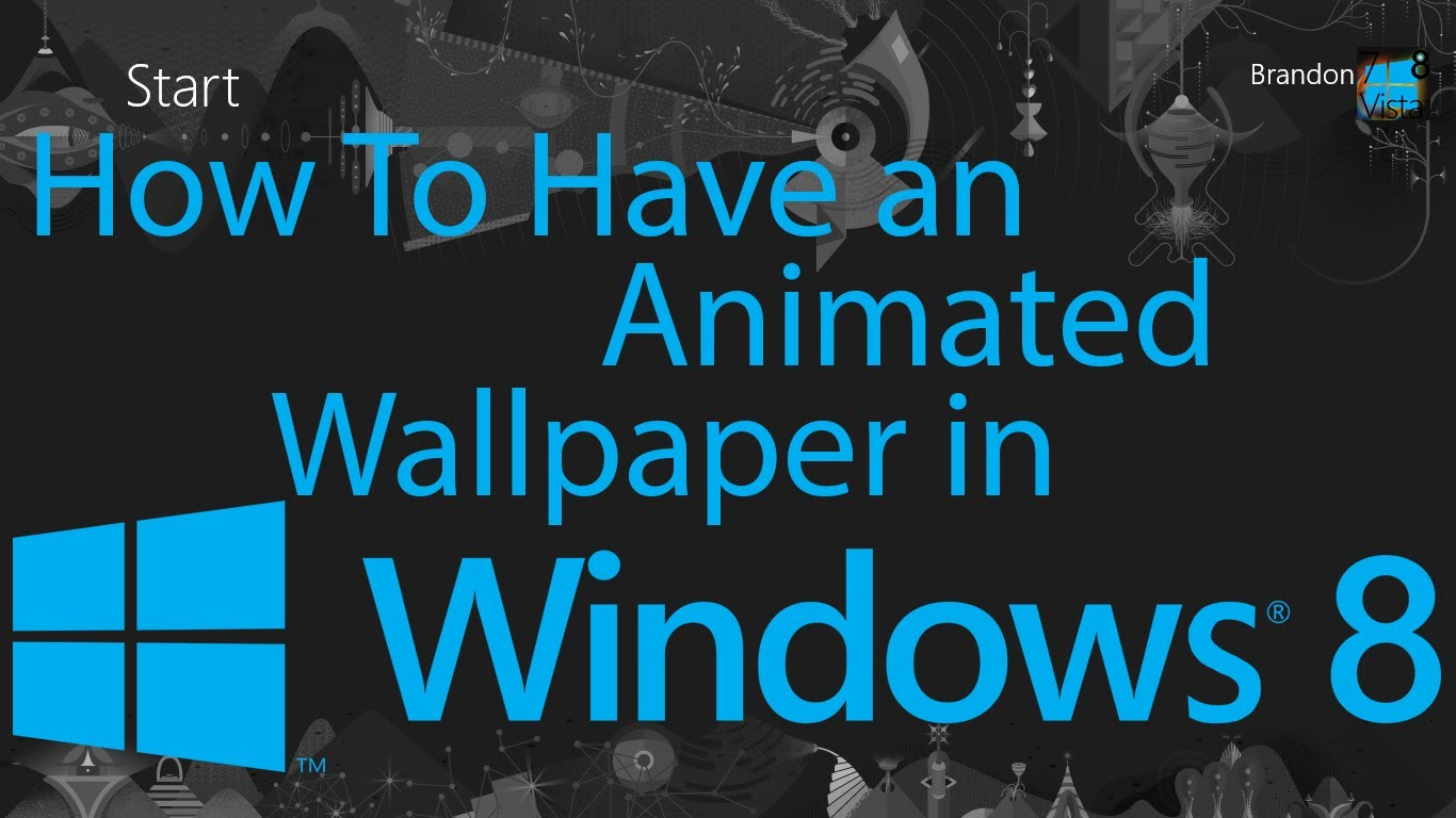 Interactive Wallpaper Windows 8