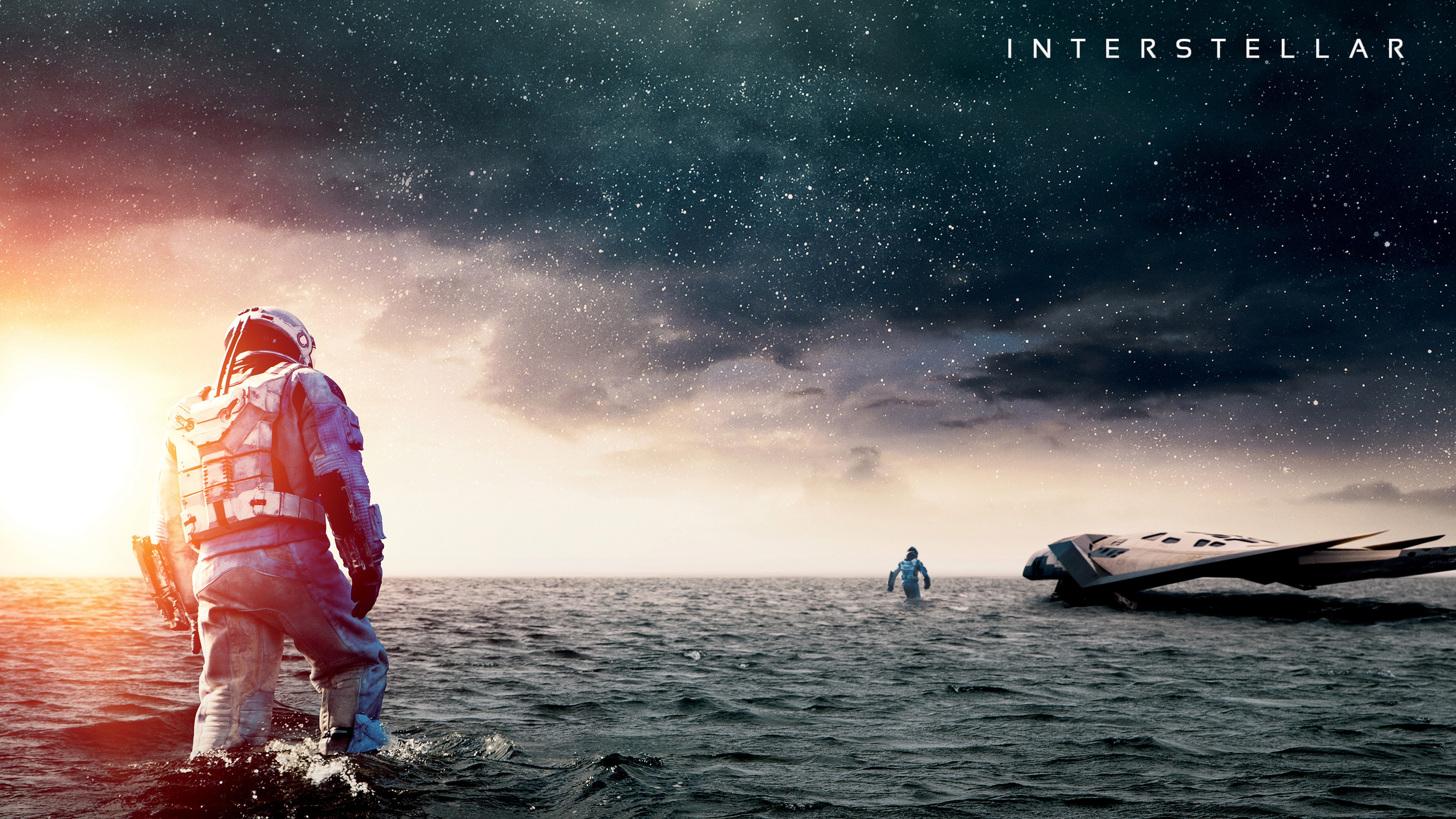 Interstellar Movie Wallpaper