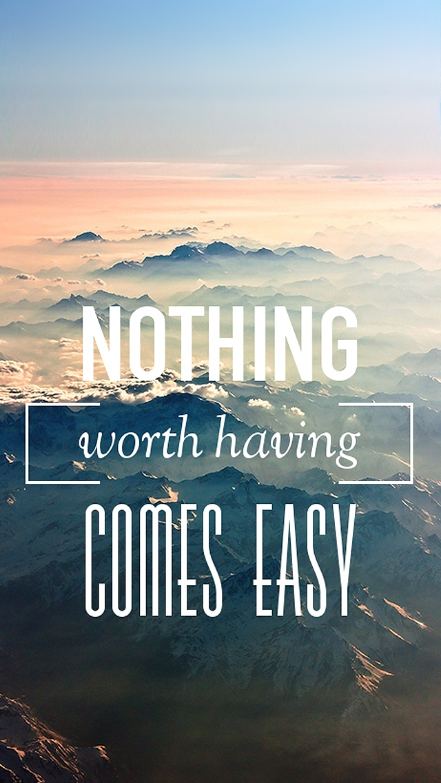 Iphone 4 Quote Wallpapers